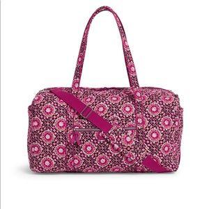 Vera Bradley Large Duffel Travel Bag